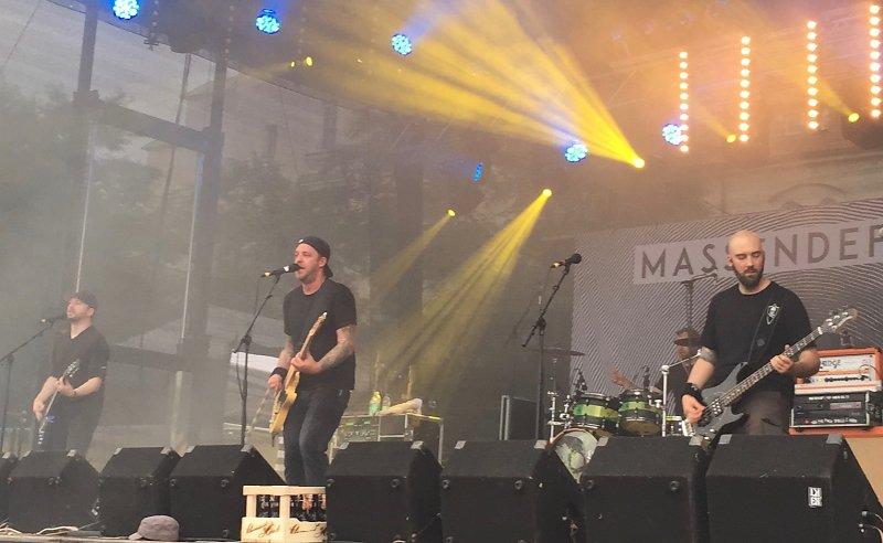 Massedefekt - 23. Juli 2016 - U&D Lindau